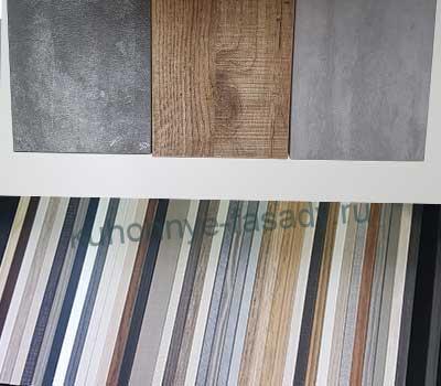 Образцы мебельных фасадов CLEAF