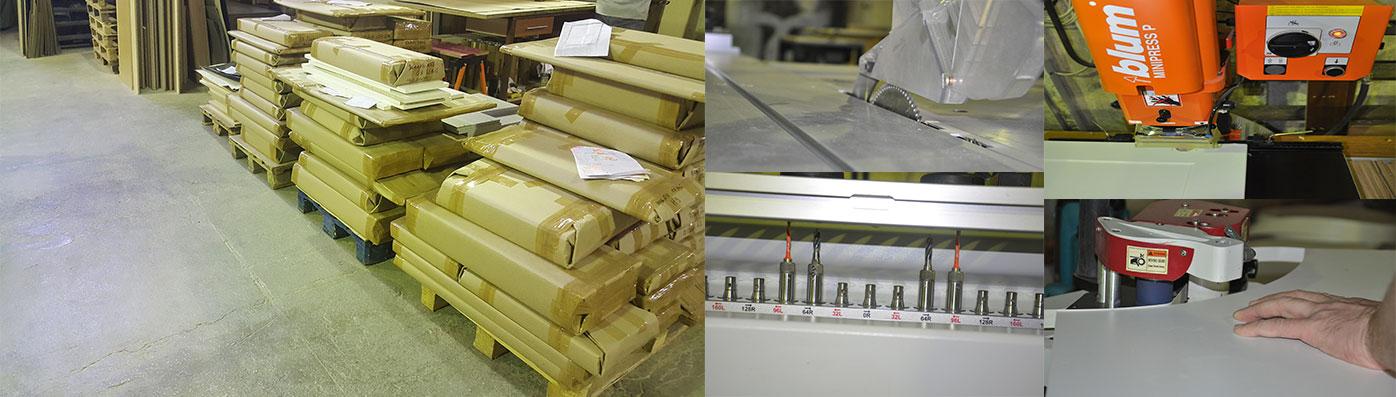 Производство мебели на заказ по индивидуальным размерам